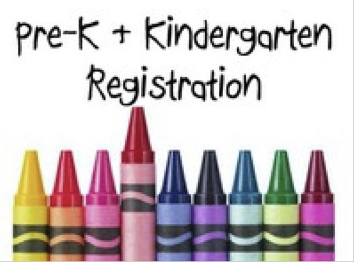 Preschool & Kindergarten Registration