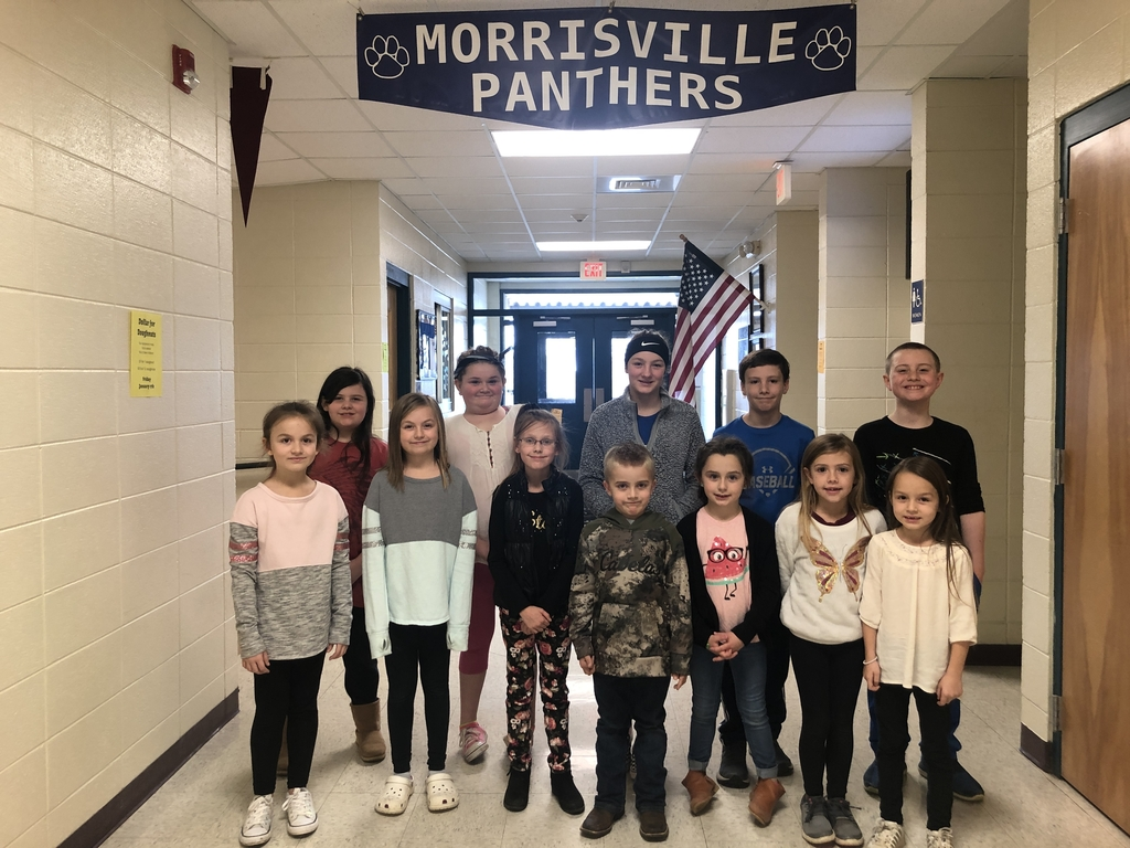 MCE Students of the Month for December